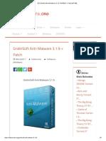 [ET]GridinSoft Anti-Malware 3.1