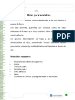 Hotel Para Lombrices