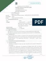 Modelo de Informe Técnico Componentes Existentes.