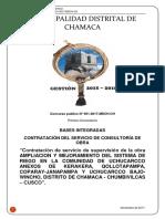 Bases Integradas RIEGO Chamaca