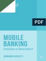 Bernardo Nicoletti Auth. Mobile Banking Evolution or Revolution