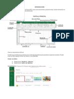 Primero Spa Sos Excel 2016