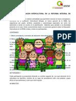 Desarrollo de Competencias Para La Atención a La Diversidad en y Desde La Escuela III