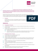 Oia Rules July 2015