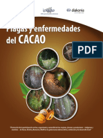 Rotafolio de Plagas y Enfermedades en Cacao