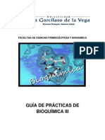 Guia Practicas Bioquimica III 2018