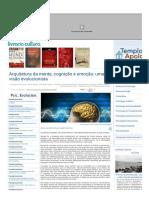 Psicologia Evolucionista - Arquitetura da mente, cognição e emoção