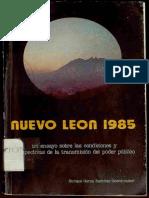 Nuevo León 1985