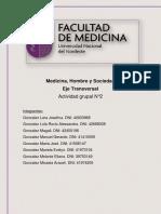 Eje Transversal Guía Didáctica 2 La Enseñanza en La Comunicacion en Medicina. Grupo 6 7