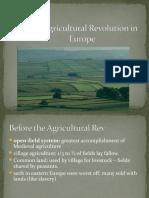 Agricultural Revolution 2 Ppt