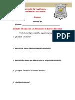 Examen simulacion