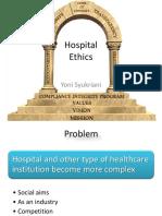 Hospital Ethics 20170920