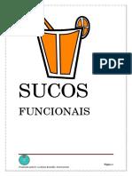 Bebidas Funcionais eBook