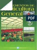 Elementos de Horticultura General - J. Maroto
