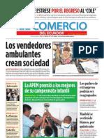 El Comercio del Ecuador Edición 233