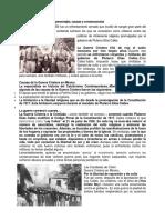Guerra Cristera en México