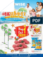 Shopwise #BigSummer Catalog 1