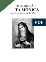 Grupo de Oração Santa Mõnica