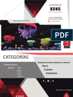 catalogo stands KONG