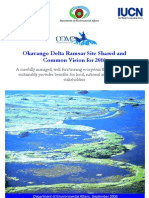 Final ODMP Delta Ramsar Site Vision Report