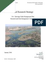 Final ODMP Research Strategy-Jan2006