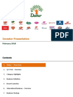 322 Dil Investor Presentation Kotak Chasing Growth 2018 26 Feb 18