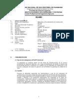 Silabos de Materiales y Procedimientos de Construccion 2017 II 2