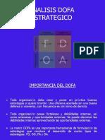 DOFA Estrategicos