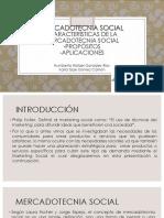 Mercadotecnia Social (1)