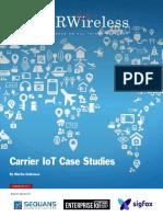 Carrier Iot Case Studies