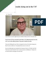 nonfiction response analysis