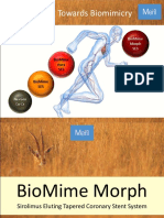 5. BioMime Morph - Launch PPT