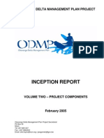 ODMP Inception report Volume 2