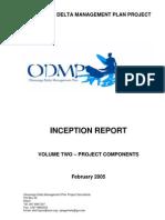 ODMP Inception report Volume 2