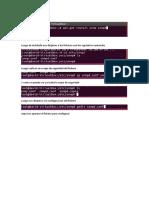 Instalacion Snmp Ubuntu