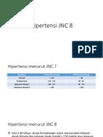 Hipertensi JNC 8