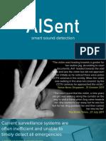 AISent - Pitch Deck