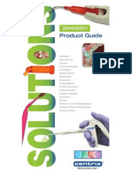Centrix Dental Product Guide 2011