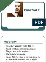 Teorìa de Vigotsky
