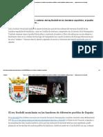 Moros y Cristianos_ Quitan Las Cadenas Del Rey Boabdil en Las Banderas Españolas, El Pueblo Matajudios Cambia de Nombre … _ Experimento Asch Occidental