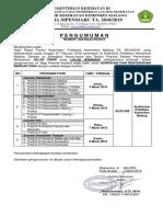 umumLULUS PMDP 2018