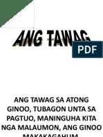ANG TAWAG.pptx