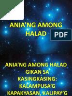 ANIA'NG AMONG HALAD.pptx