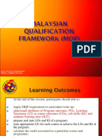MQF Guideline
