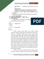 LAPRES Identifikasi Gugus Aldehid, Keton Dan Karboksilat