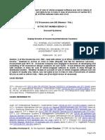 Dassault Systemes vs Dep