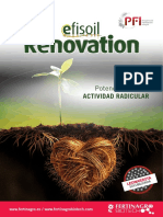 Efisoil Renovation