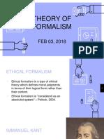 Formalism 5C