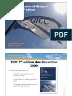 Tnm 7th Edition Summary 091016