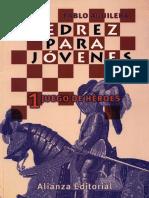 Aguilera Pablo - Ajedrez Para Jovenes-1, 2001-OCR, 169p